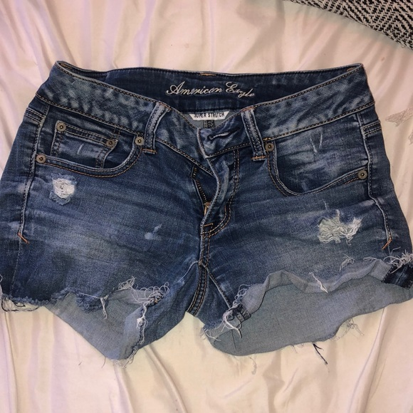 American Eagle Outfitters Pants - AE JEAN SHORTS!!!